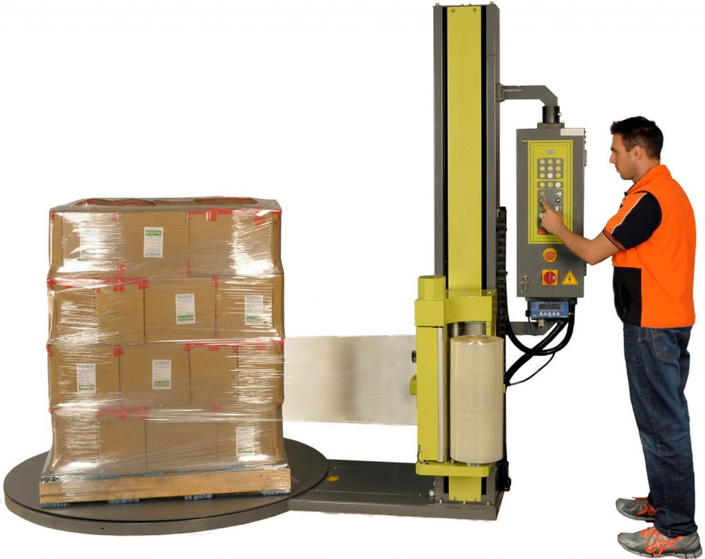 Pallet Wrapping Machine Repair and Maintenance