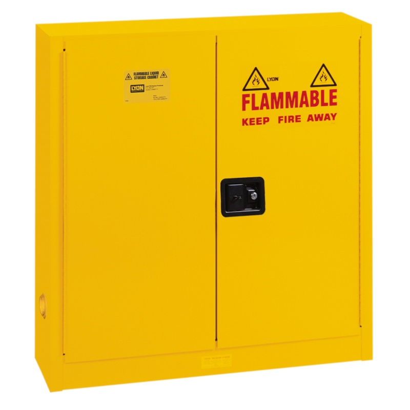 Flammable Liquids Cabinet: A Highly Essential Item in the Workplace